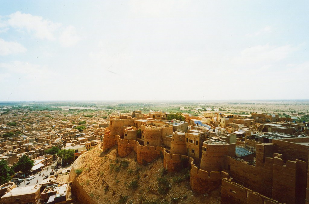 164 Rajasthan (India) Jaisalmer