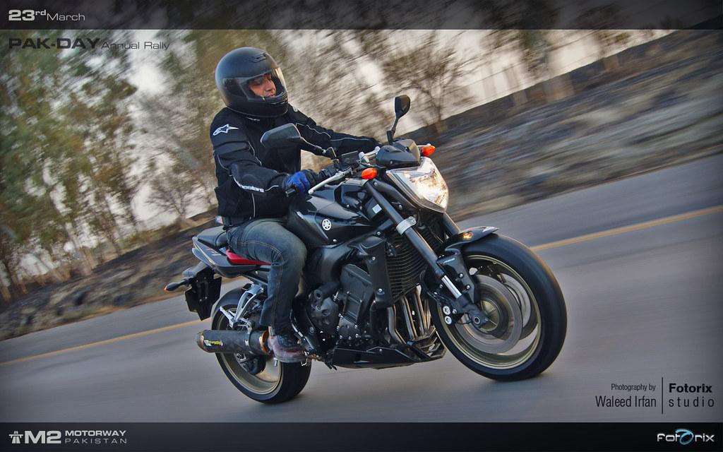 Fotorix Waleed - 23rd March 2012 BikerBoyz Gathering on M2 Motorway with Protocol - 7017518225 fb61aec736 b