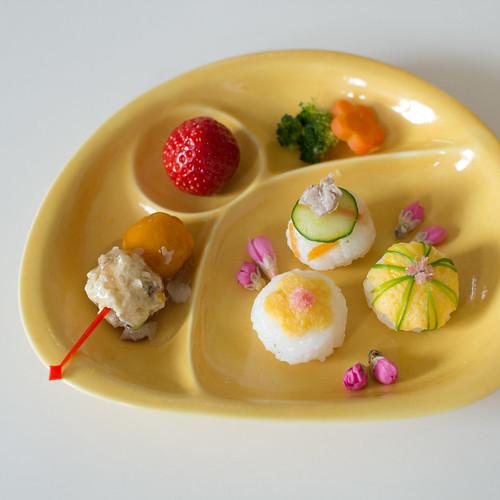 hina matsuri plate for baby