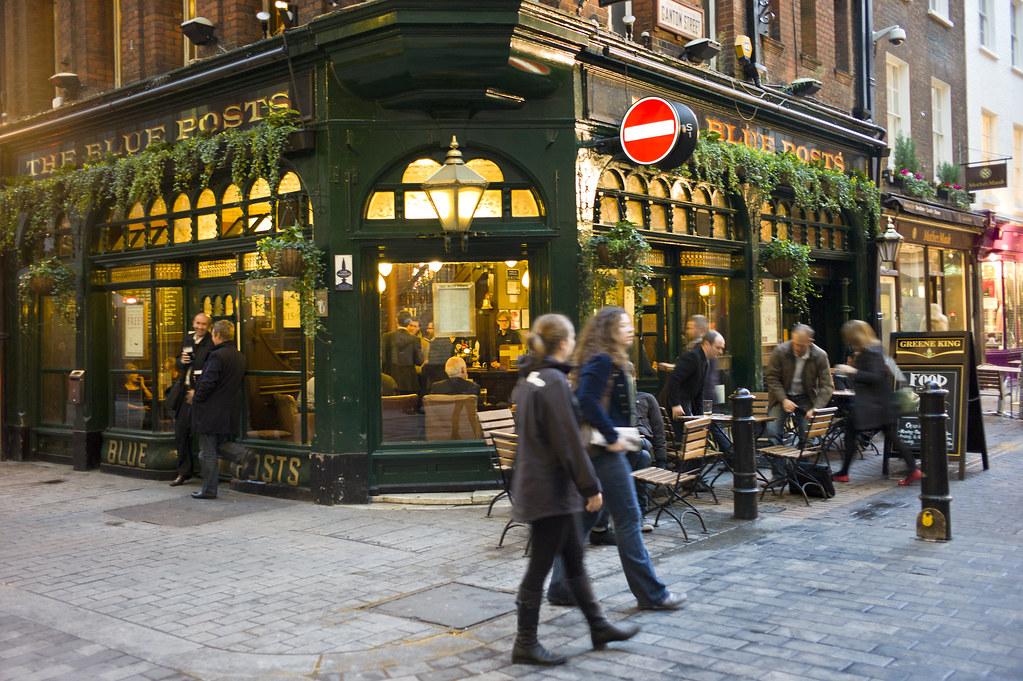 London Pub #4