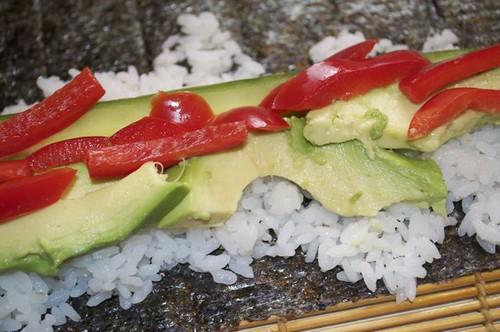 sushi roll 12