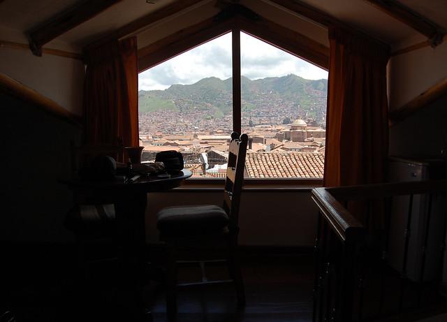 Hotel boutique num bairro descolado de Cusco