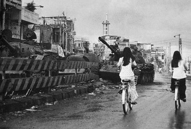 Vo Tanh St - Saigon 1975