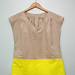 colorblock top by small::bird