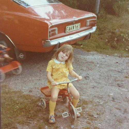 Kerstin 1974 i Öregrund