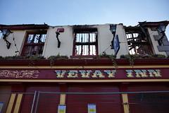 Vevay Inn fire