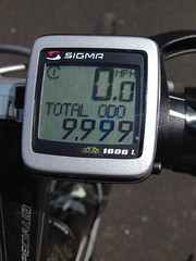 9,999 miles on the Roubaix