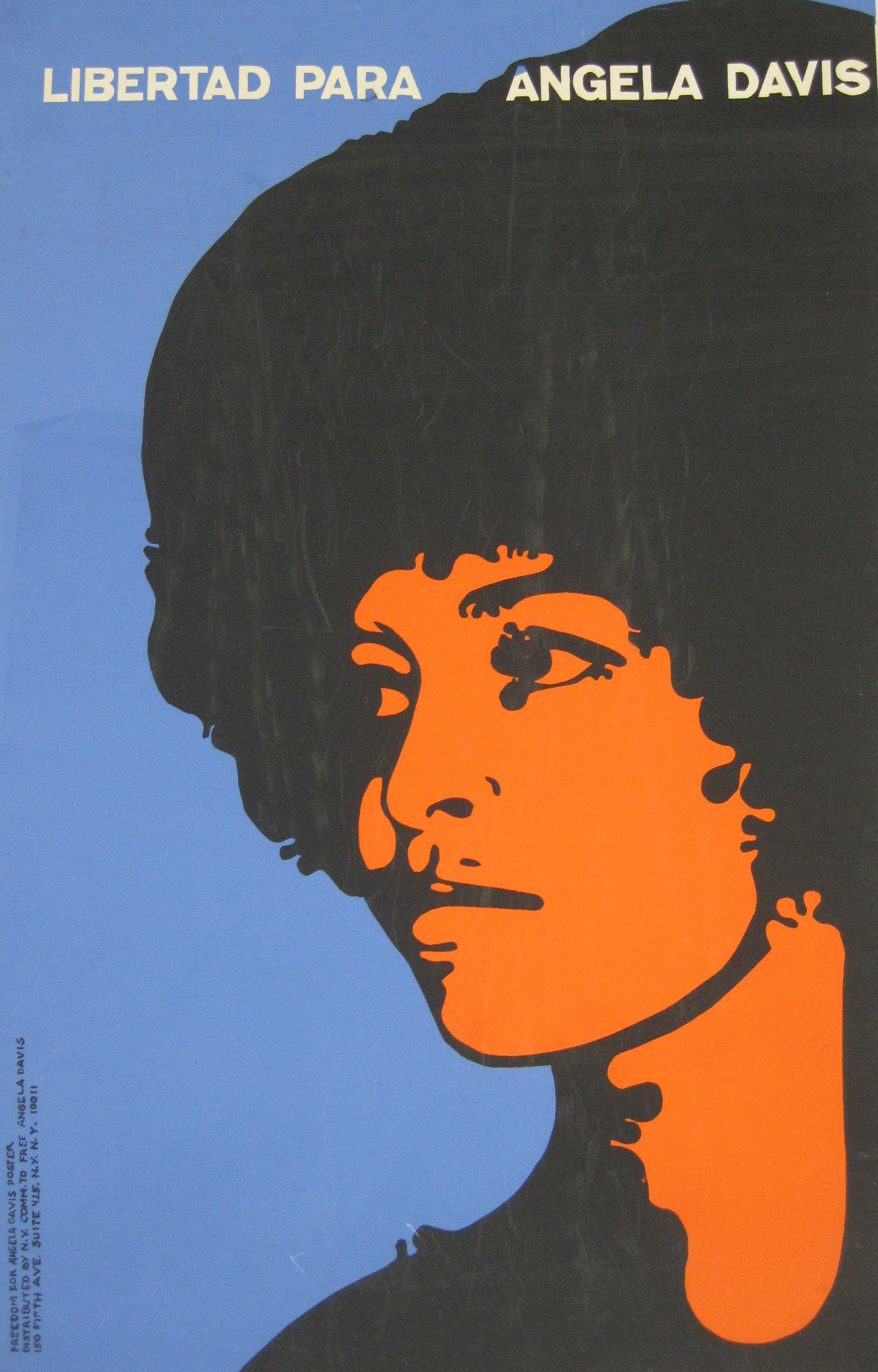 [United States] Libertad Para Angela Davis (1971)