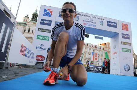 Sekyrová zahájí půlmaratonskou sezonu v Praze, dohání výpadek