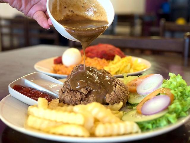 halal Penang food - best nasi kandar raffe bishop street-009