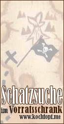 Blog-Event XCVIII - Schatzsuche im Vorratsschrank (Einsendeschluss 15. Mai 2014)