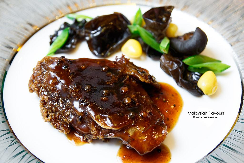 Xenri Japanese Cuisine Old Klang Road kama toro