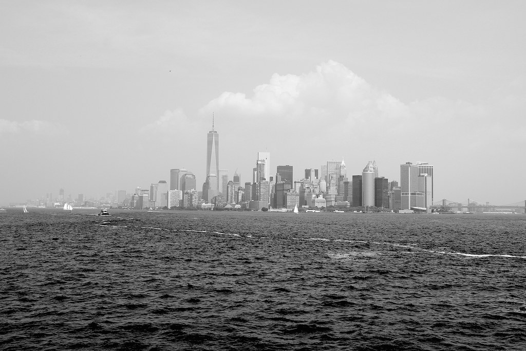4.The Island Manhattan