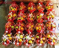 Fruits gift baskets