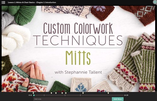 colorwork mitts class