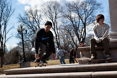 No Skating Allowed - Albany, NY - 2009, Mar - 01.jpg by sebastien.barre
