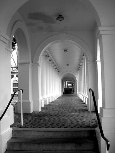 cville hallway