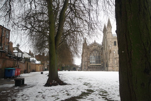 Ely Cathedral - Cold