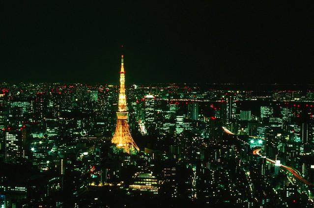 燒錢的日本行