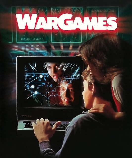 War Games (1983) (Matthew Broderick, Ally Sheedy)