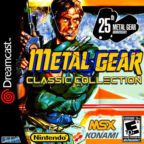 Metal Gear Classic Collection by dcFanatic34