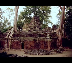 Inside Ta Prohm [Updated]