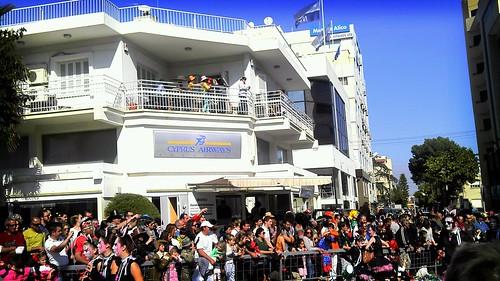 Limassol Grand Carnival 2012