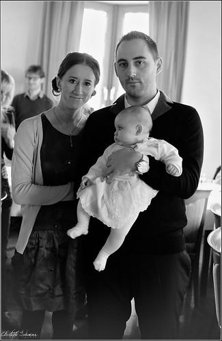 Baptême Eva by Christophe et Corinne
