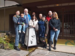 The Hakone Group at the Onsen