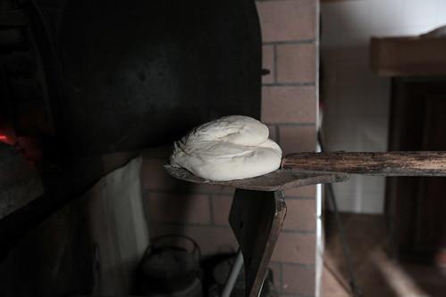À volta do pão alentejano
