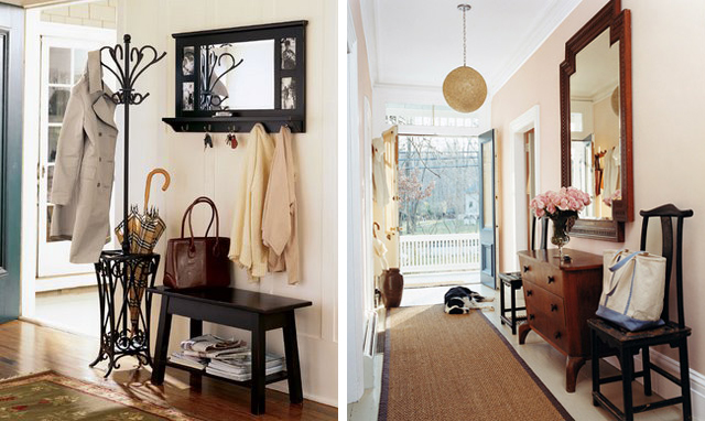 Decorating Foyers And Entryways : Small entryways foyers design decor inspiration