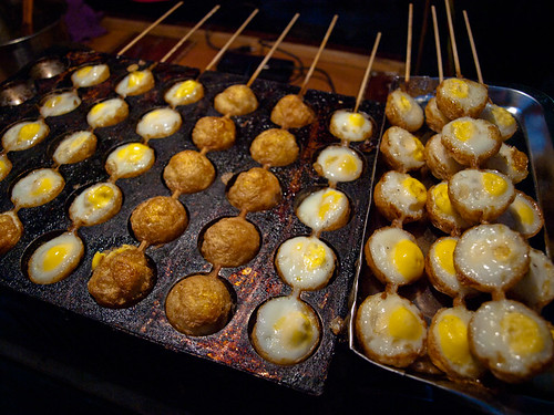 Comida china - huevos