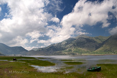 cloud, mountain, reservoir, nature, mountain range, loch, lake, hill, body of water, highland, plateau, fell, landscape, grassland, sky, lake district, mountainous landforms,