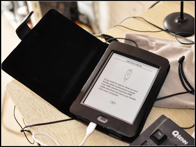阅读更多关于《第一次海淘,amazon kindle touch.》