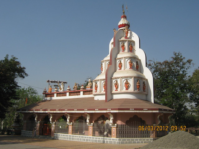 Shri Mhatoba Devasthan Mandir Wakad Pune 411 057