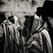 praying on the wailing wall / jerusalem by abgefahren2004