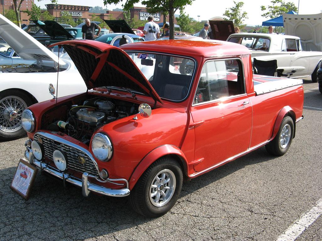 Pittsburgh Vintage Gran Prix 2011 Car Cruise Austin Mini Flickr