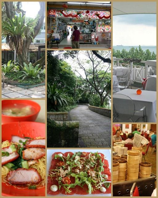 Discover Singapore Via Food