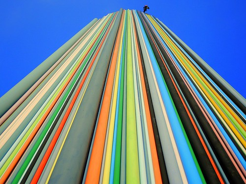 tower of colors