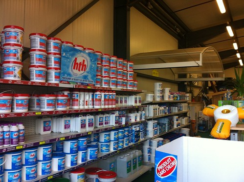 Showroom - Hydro Sud Bourg Achard
