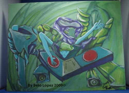 Alien Rock 2009