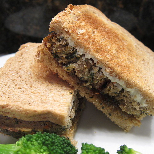The Meatloaf Sandwich