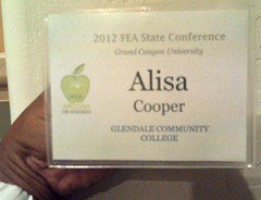 FEA Badge