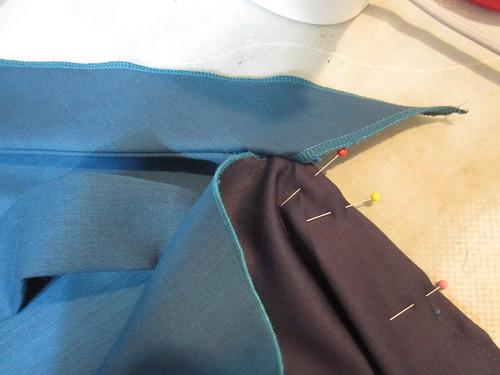 Pin Tie Into Dart