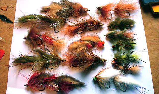 Dad's Fly Box