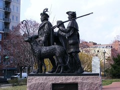 Monument to honor Scottish immigrants by ricklibrarian