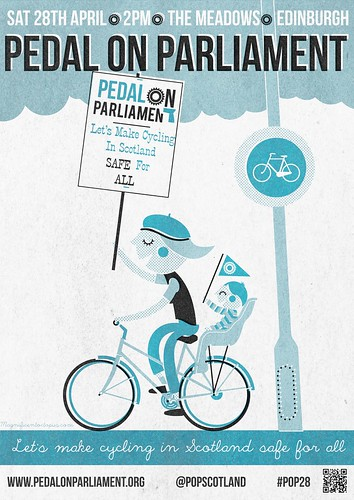 PEDAL ON PARLIAMENT - Poster 2