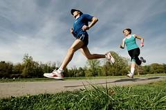 Při teplotních skocích nepodléhejte přílišné běžecké euforii