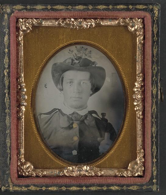 Private Thomas Bobo of H Company 5th South Carolina Infantry Regiment