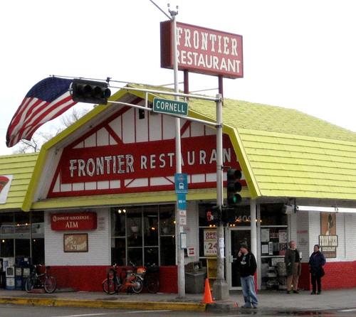 The Frontier Restaurant